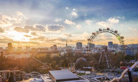 Wien: 3, 4 oder 6 Tage für 2 Personen mit Frühstück im 4* Hotel Mariahilf