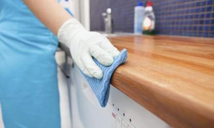 Four Hours of Cleaning Services from Lana&Lana LLC (33% Off)