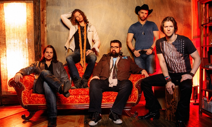 Home Free - Rialto Square Theatre: Home Free Country A Capella Concert on October 7 at 7:30 p.m.