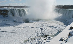 Gift A 1-night Stay For Two With In-room Wifi, Spa & Dining Credits, And Wine Tours & Tastings At Marriott Niagara Falls