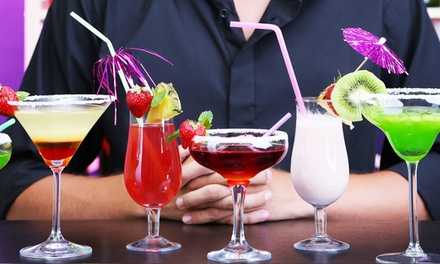 Corso di barman e barlady per una o 2 persone da 19,90 €