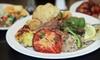 Dimassi's Mediterranean Buffet - Northwest Austin: Buffet Meal for Two or Four at Dimassi's Mediterranean Buffet (Half Off)