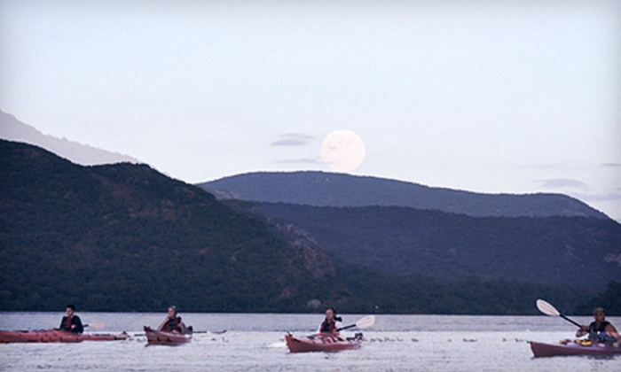 Mountain Valley Guides - Multiple Locations: $59 for a Three-Hour Kayak Adventure for Two from Mountain Valley Guides in Cornwall or Hastings ($120 Value)