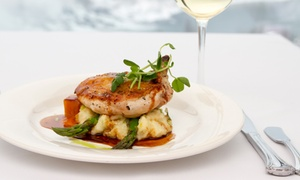 Villa Toscana: Two-Course Italian Meal with Prosecco for Two or Four at Villa Toscana (Up to 57% Off)