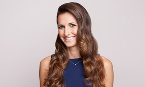 M & M Hair Design - Nicole: Haircut Package with Optional Highlights or Color with Nicole at M & M Hair Design (56% Off)
