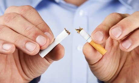 $299 for Smoking-Cessation Auricular Therapy ($399 Value)