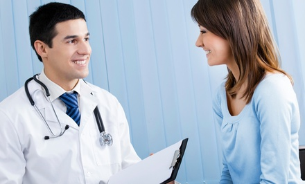 Up to 68% Off a Health Screening