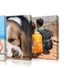 Up to 89% Off Custom Thin-Bar Gallery-Wrapped Canvases