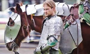 Up to 39% Off Admissions to Camelot Days Medieval Festival at Camelot Days Medieval Festival, plus 6.0% Cash Back from Ebates.