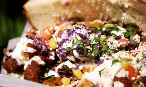 Dogarz Doner: $8 for $15 Worth of Doners for Two at Dogarz Doner