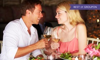 Three-Course Meal with Bubbly, Coffee and Jazz Plus Thames Cruise Ticket for Two or Four from R.S. Hispaniola (23% Off)