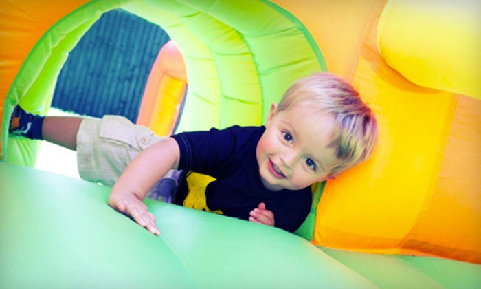 Mighty Jungle - Erin Mills: 6, 10, or 15 Indoor-Playground Visits to Mighty Jungle (Up to 60% Off)
