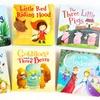 Set of 6 Fairy Tale Board Books
