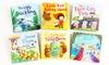 Set of 6 Fairy Tale Board Books: Set of 6 Fairy Tale Board Books