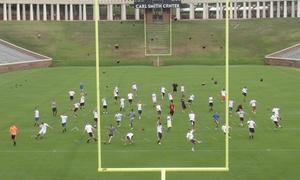 Before U Kick: $280 for $560 Worth of UVA College Kicking & Punting Camp at Before U Kick