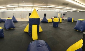 Up to 50% Off Indoor Play-Area Entry at DART TOWN ARENA at DART TOWN ARENA, plus 6.0% Cash Back from Ebates.