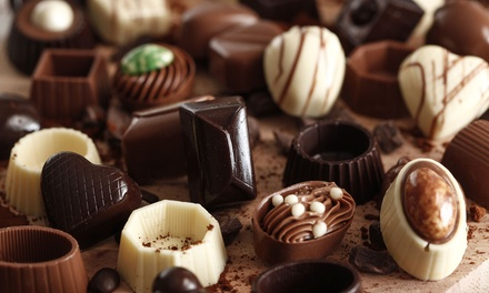 $15 for an Admission Package at the Seattle Luxury Chocolate Salon on Sunday, July 26 ($25 Value)