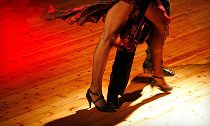 The Ball New York - Garment District: 5 or 10 Group Dance Classes or 2 Private Lessons at The Ball New York (Up to 82% Off)