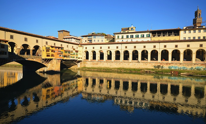 FLORENCEPASS - FlorencePass Tour Operator: Visita guidata di Corridoio Vasariano, Galleria Palatina o Palazzo Vecchio