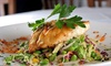 The Union Kitchen - Multiple Locations: Three-Course Contemporary American Dinner for Two or Four at The Union Kitchen (Up to 53% Off)