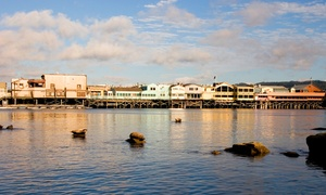 Monterey's Waterfront & Cannery Row Tour: Historical Walking Tour for Two or Four from Monterey's Waterfront & Cannery Row Tour (Up to 50% Off)