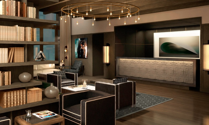 Thompson chicago groupon for Boutique hotels chicago north side