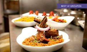 The Delhi Restaurant: Two-Course Indian Meal For Two or Four at The Delhi Restaurant, Solihull, Birmingham (Up to 50% Off)