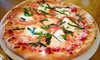 Big Louie's Pizzeria - West Little Havana: $13 for $20 Worth of Pizza and Italian Food for Two or More at Big Louie's Pizzeria