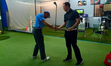 $56  for a One-Hour Golf Lesson at Jeff Isler Golf ($175 Value)