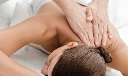 One or Two 60-Minute Therapeutic or Relaxation Massages at InTouch Chiropractic (Up to 56% Off)