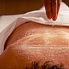 64% Off Body Wrap and Body Scrub