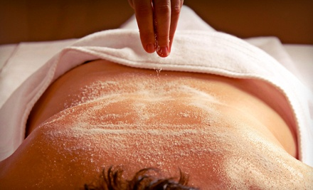 Mediterranean Cruise Body Wrap with a Body Scrub (a $165 value) - Bella Spa & Tanning in Waterloo