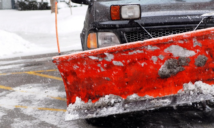 Clear N Clip - Indianapolis: Two Visits for Snow Removal at Clear N Clip (45% Off)