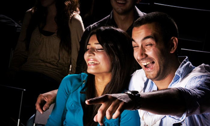 Funny Bone Comedy Club and Restaurant - Omaha: Comedy Show for Two or Four at Funny Bone Comedy Club and Restaurant (Up to 76% Off)
