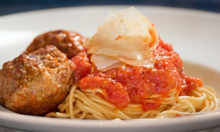 Lucia - Moss Bay: $18 for $30 Worth of Gourmet Italian Cuisine at Lucia