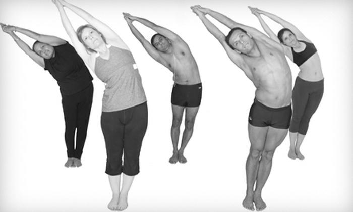 Bikram Yoga San Jose - San Jose: 10 or 20 Heated Yoga Classes at Bikram Yoga San Jose (Up to 75% Off)