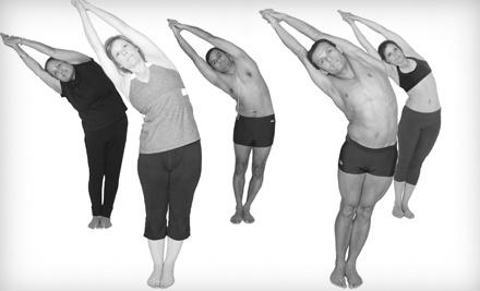 Ten 90-Minute Heated Yoga Classes (a $145 value) - Bikram Yoga San Jose in San Jose