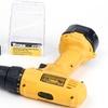 22-Piece Titanium Drill-Bit Set with Storage Case