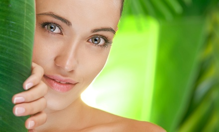 Two-Hour Spa Package with Facial, Makeover, and Optional Organic Peel at Steven Merrill Studio (Up to 71% Off)