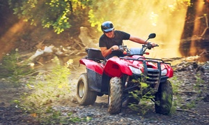 Beaumont Ranch: $37 for a Two-Hour ATV Tour for One, Valid Monday–Friday at Beaumont Ranch ($75 Value)