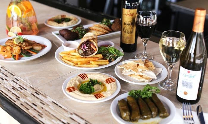 Mediterranean Harbour Bar & Grill - Hilton Head Island: $12 for $20 Worth of Food at Mediterranean Harbour Bar & Grill