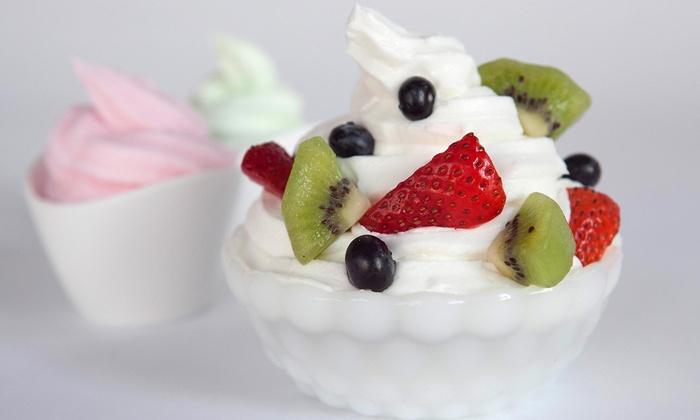 Yogurt Fusion - Denton: $12 for Three Groupons, Each Good for $8 Worth of Frozen Yogurt at Yogurt Fusion ($24 Total Value)