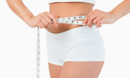 One or Five Fat Burning Lipo Light Sessions at Dharma Healing Center (Up to 76% Off)
