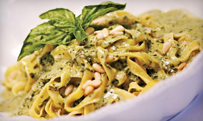 Cicciotti's Trattoria Italiana & Seafood - Encinitas: $10 for $40 Worth of Italian Food at Cicciotti's Trattoria Italiana & Seafood on July 4