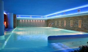 Quintessentia Spa: Percorso spa, massaggio, aperitivo, cena e camera in day use per 2 persone da Quintessentia Spa (sconto fino a 77%)