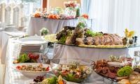 Internationales Party Catering für 8, 16, 24 oder 32 Personen bei Pizza Anasito (bis zu 63% sparen*)