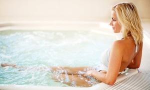 Les Bains de Provence: Accès d'1h30 au sauna, hammam et balnéo pour 2 personnes à 19,99 € à l'institut Les Bains de Provence