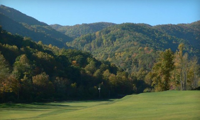 Smoky Mountain Country Club - Whittier: 18 Holes of Golf for One or Four with Cart Rental and Range Balls at Smoky Mountain Country Club (Up to 58% Off)