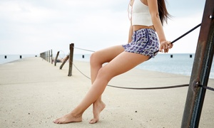 The Elements Massage, Skin & Laser Therapy: Six Painless Laser Hair-Removal Treatments at The Elements Massage, Skin & Laser Therapy (Up to 72% Off)