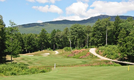 [18 Holes of Golf for 1, 2, or 4 with Cart at 1 of 6 Boston Area Golf Courses (Up to 59% Off) Image]